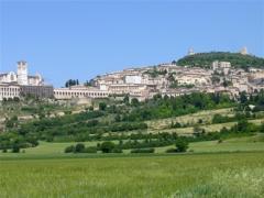 Panorama Assisi