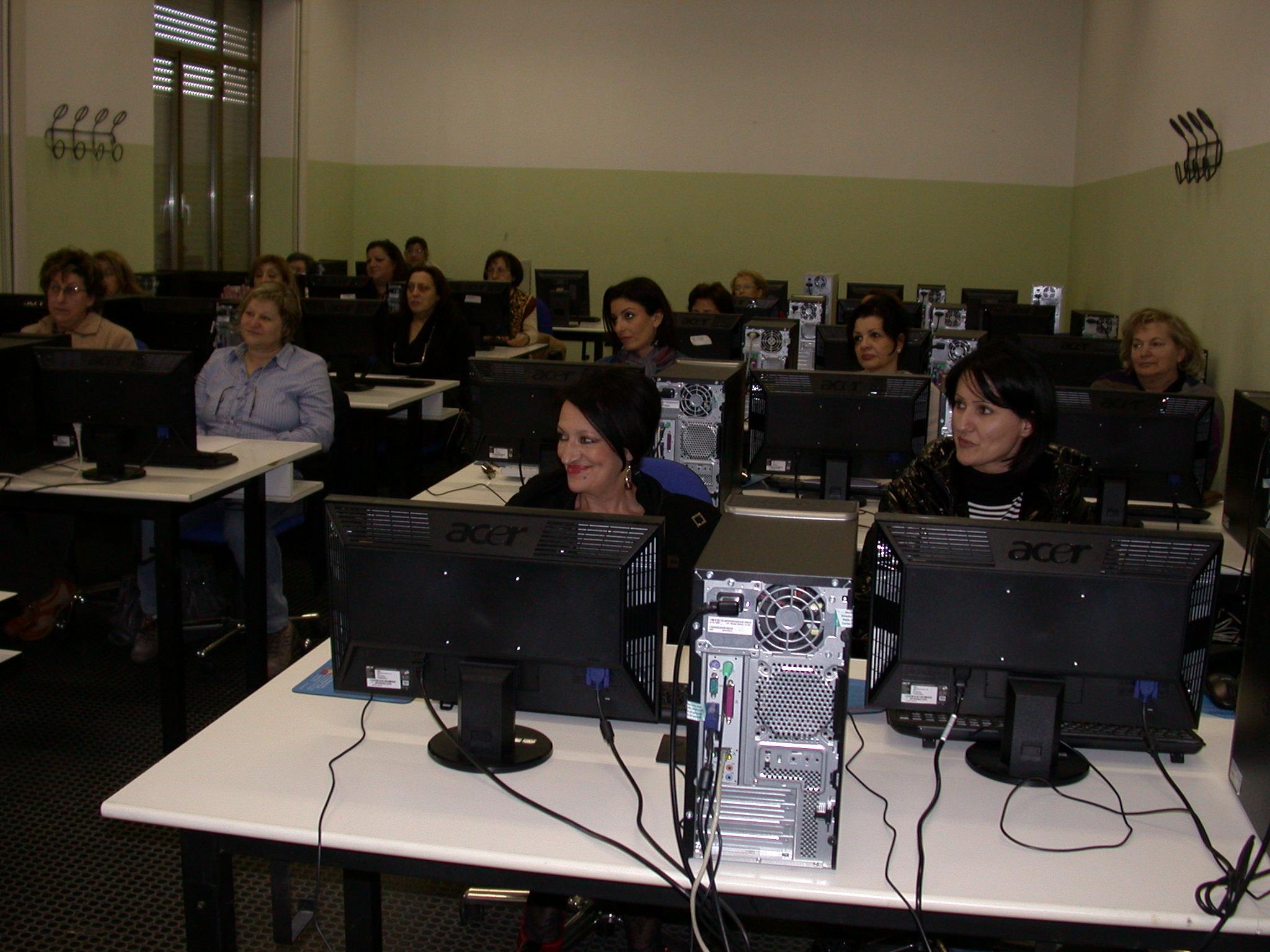 Corso Informatica Donne AP