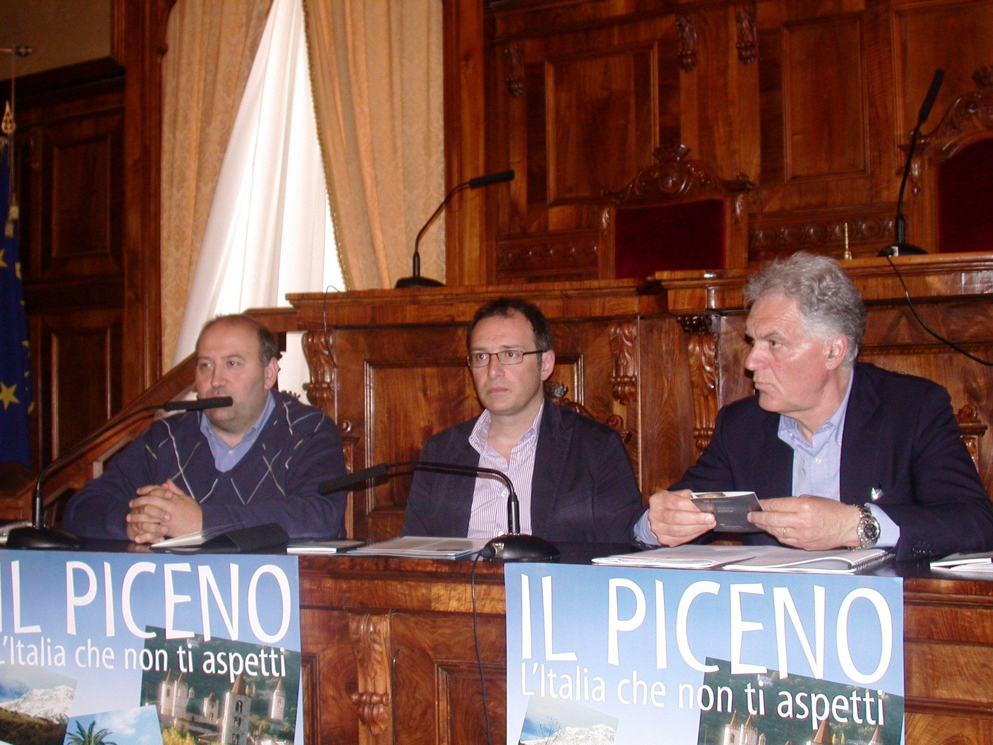 Pres. Conferenza Marketing Turistico