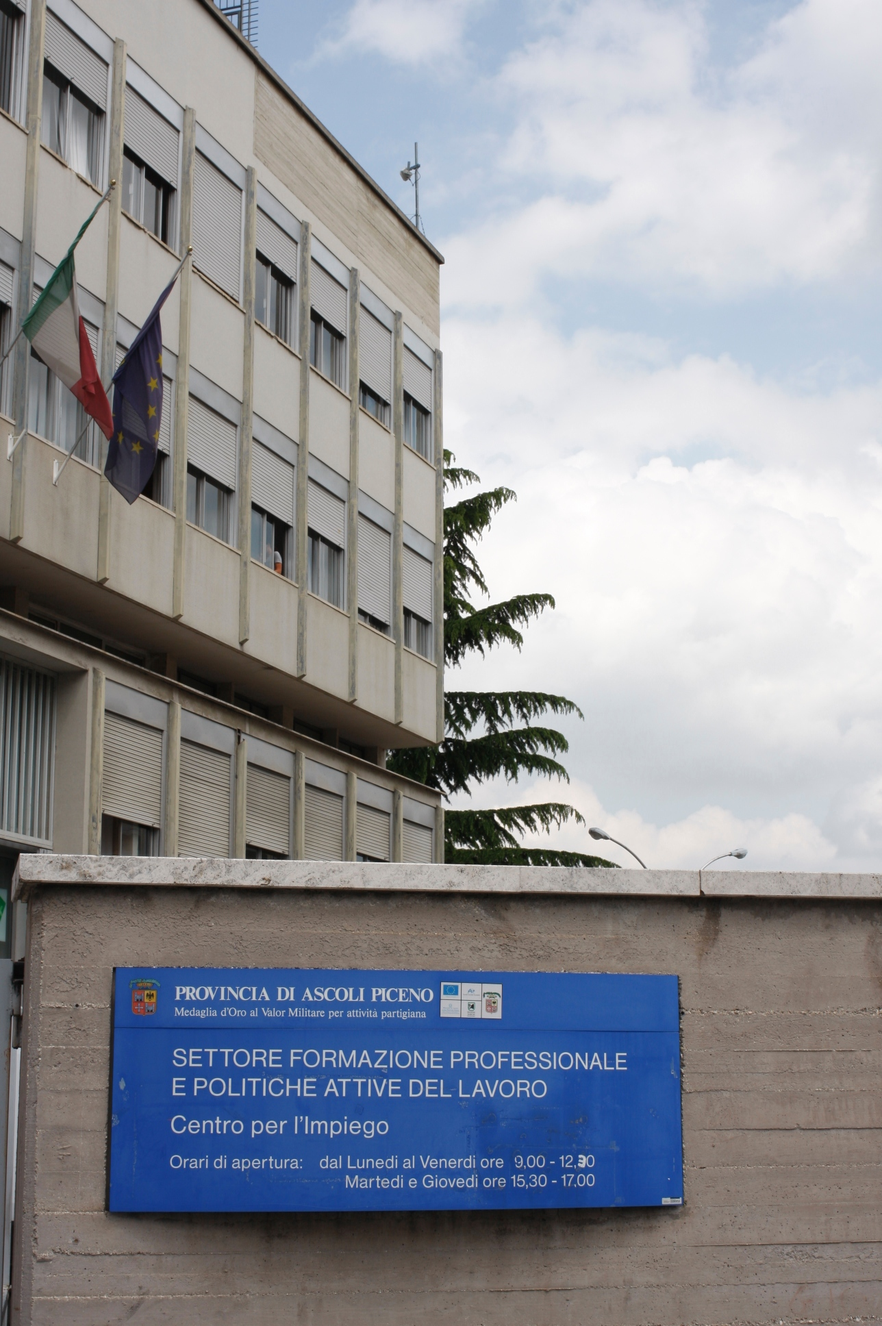 Centro Locale per la Formazione - Ascoli