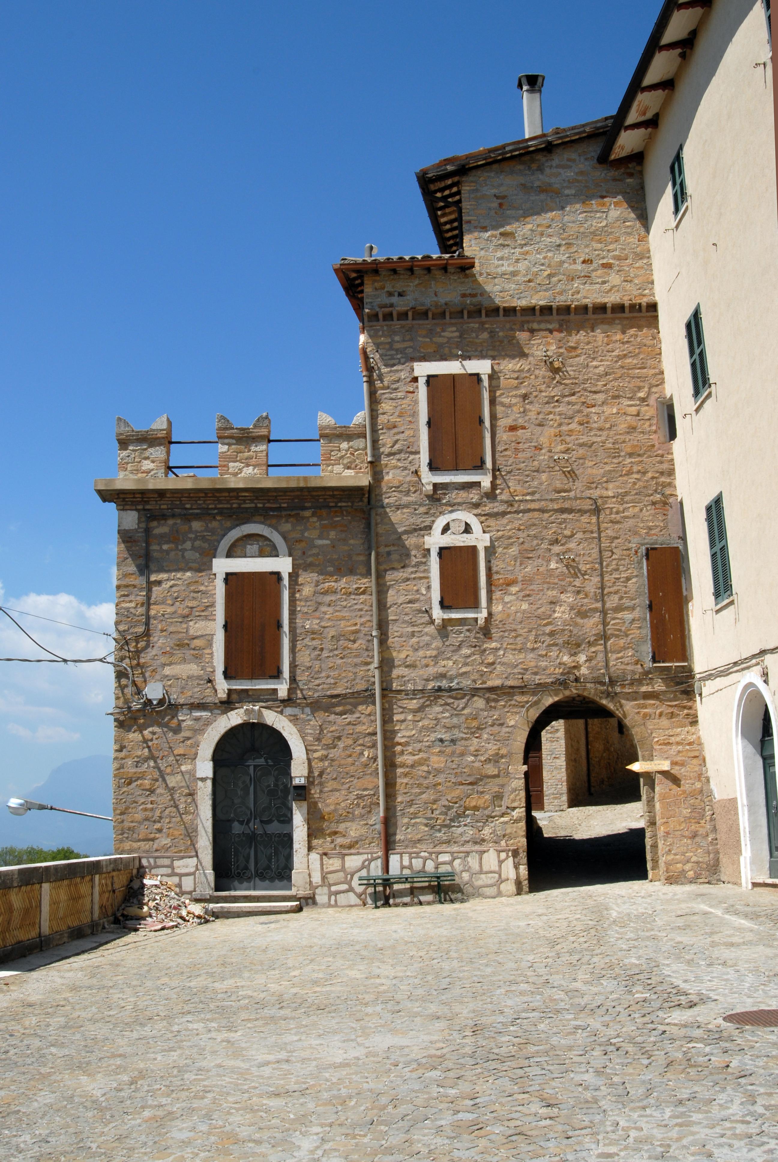 Castel di Croce - Rotella