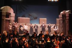Spettacolo Tosca SBT - Saluto Finale