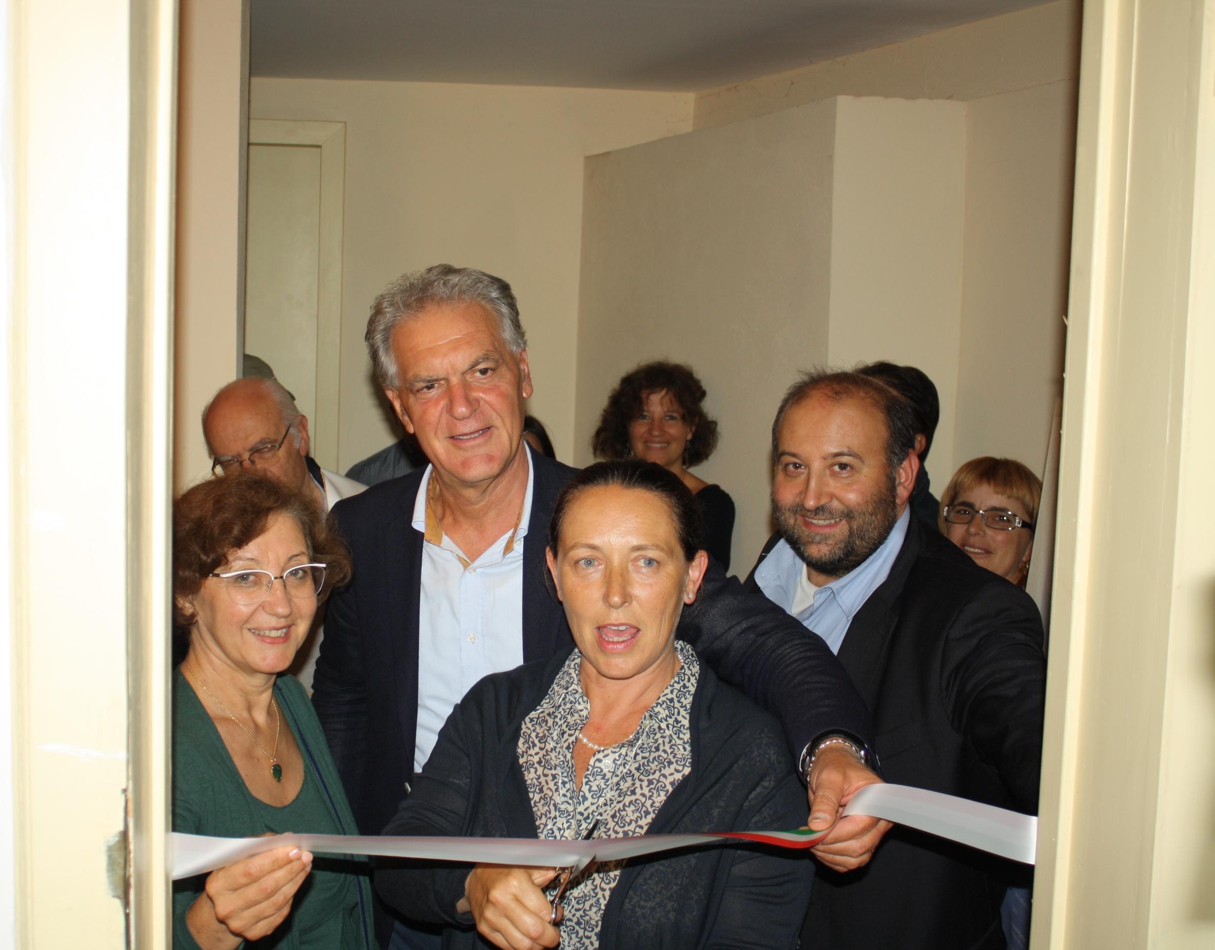 Inaugurazione Archivio Storico Carassai