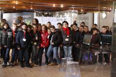 Studenti dell\'Umbria all\'Eco-museo dell\'Acqua - Ca
