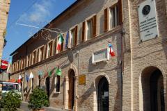 Massignano - Palazzo Comunale