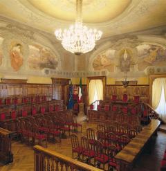 Sala del Consiglio Provinciale