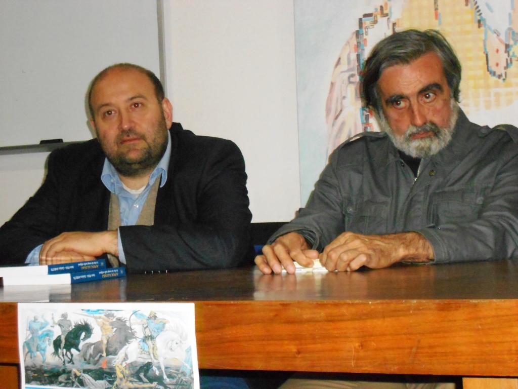 Ass. Antonini e Prof. Polia