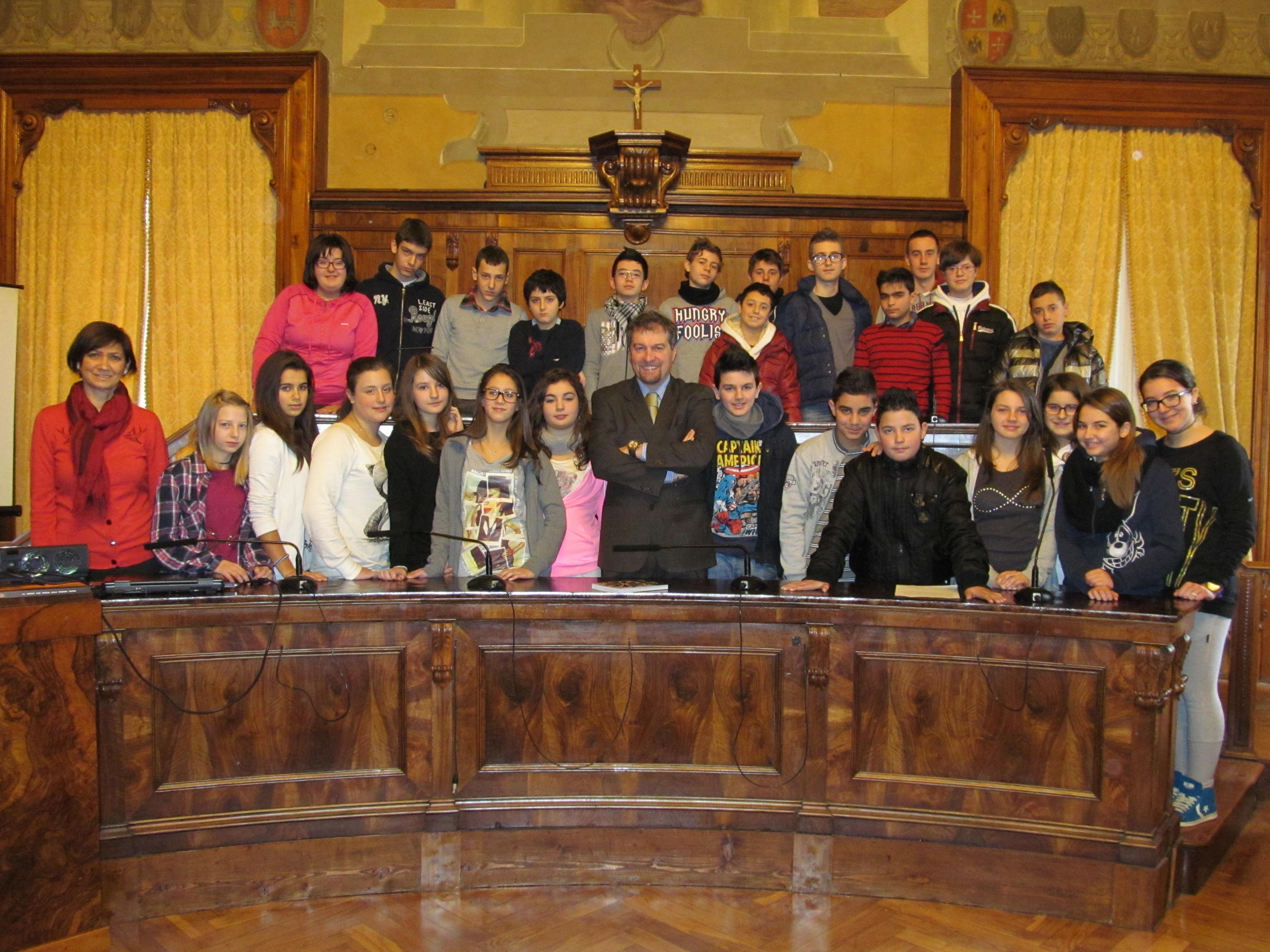 Scuola Media D\'Azeglio