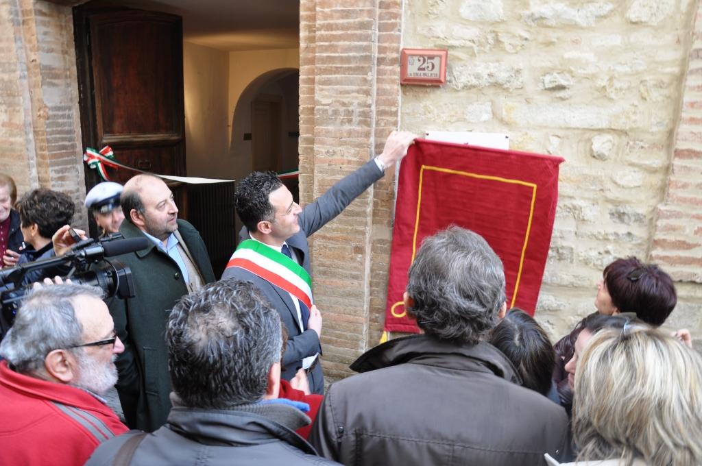 Inaugurazione Archivio Storico di Force