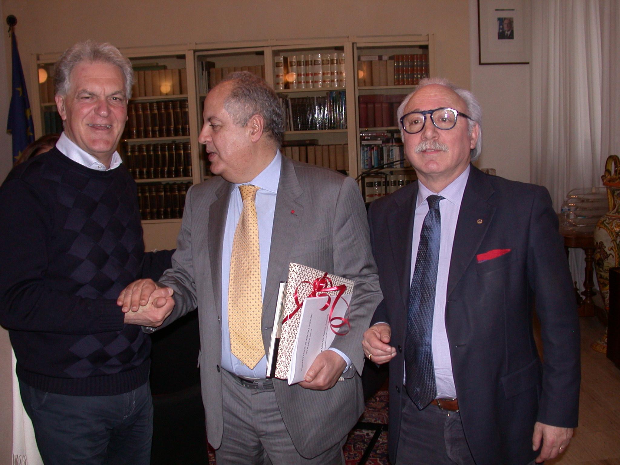 Incontro Ambasciatore Marocco
