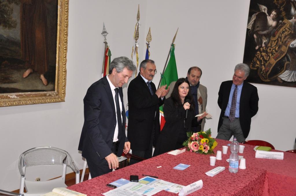Inaugurazione Archivio Storico Montedinove