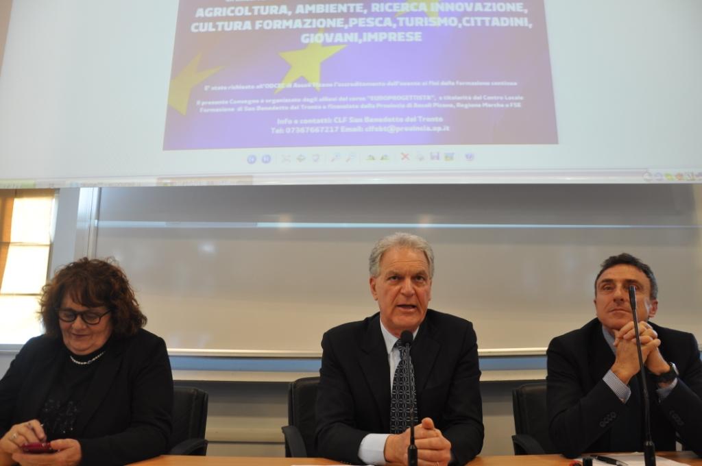 Convegno Fondi Europei SBT