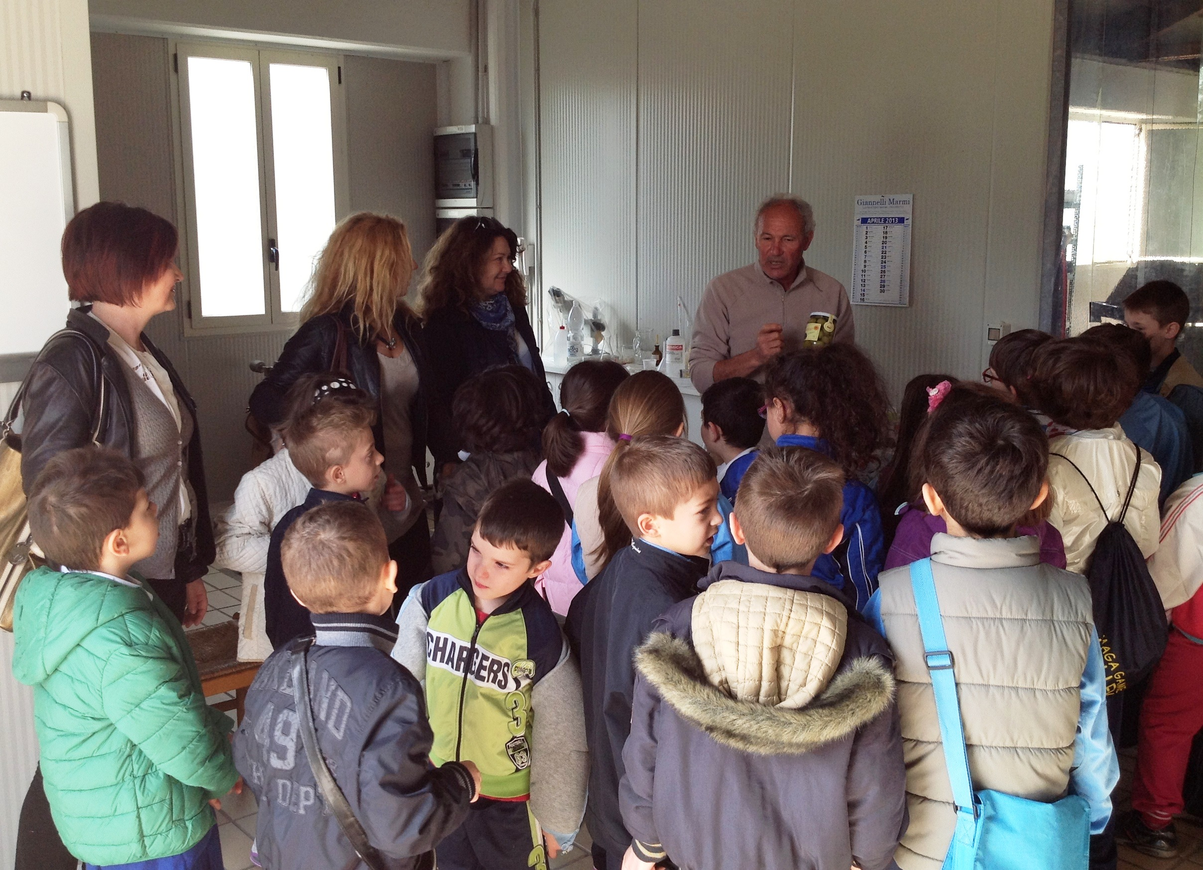 Visita Azienda Agricola