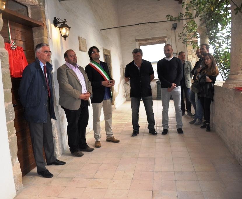 Inaugurazione Ostello Venarotta