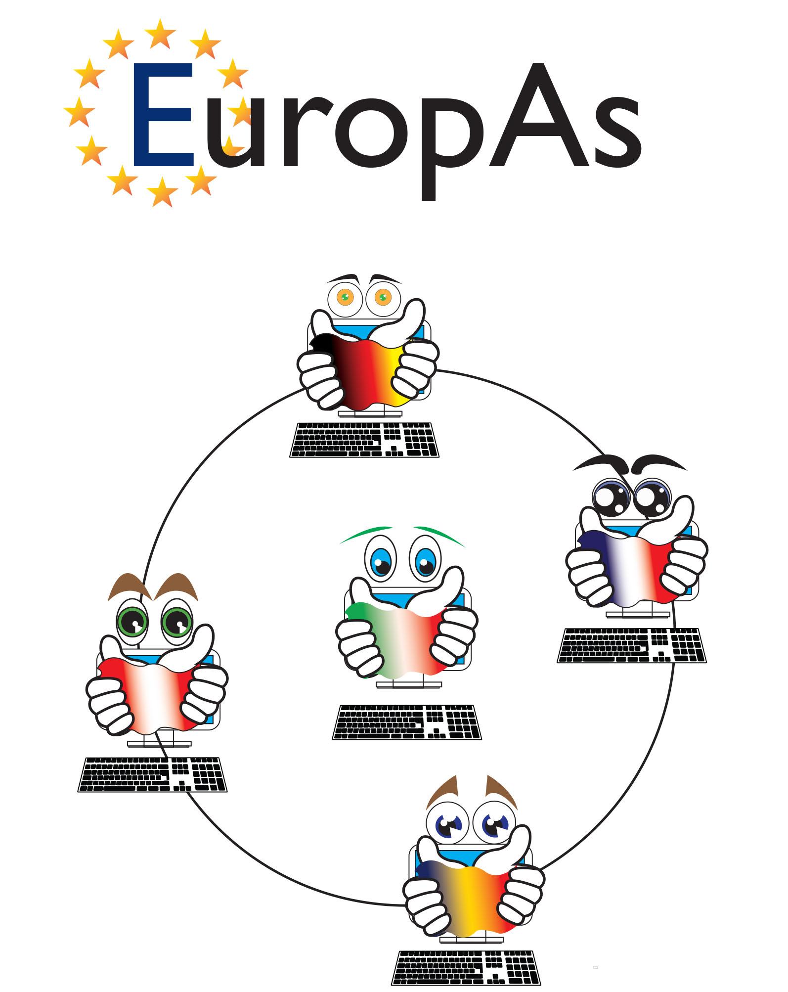 EuropAs Passaporto digitale di Ascoli in Europa
