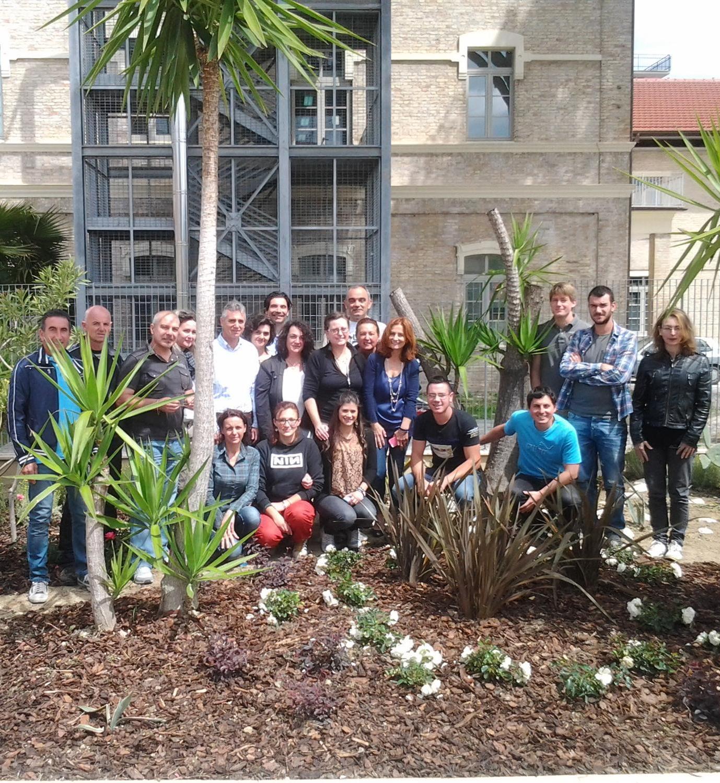 Conclusione Corso Giardiniere e Europrogettista