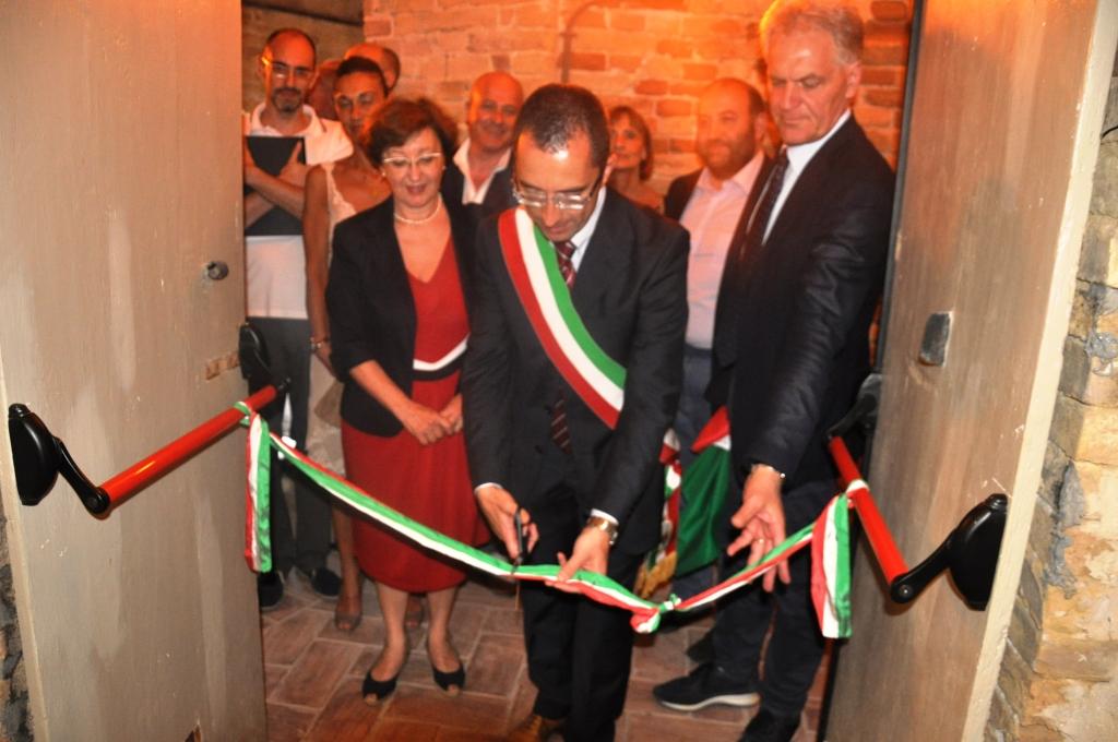 Inaugurazione Archivio Storico di Acquaviva