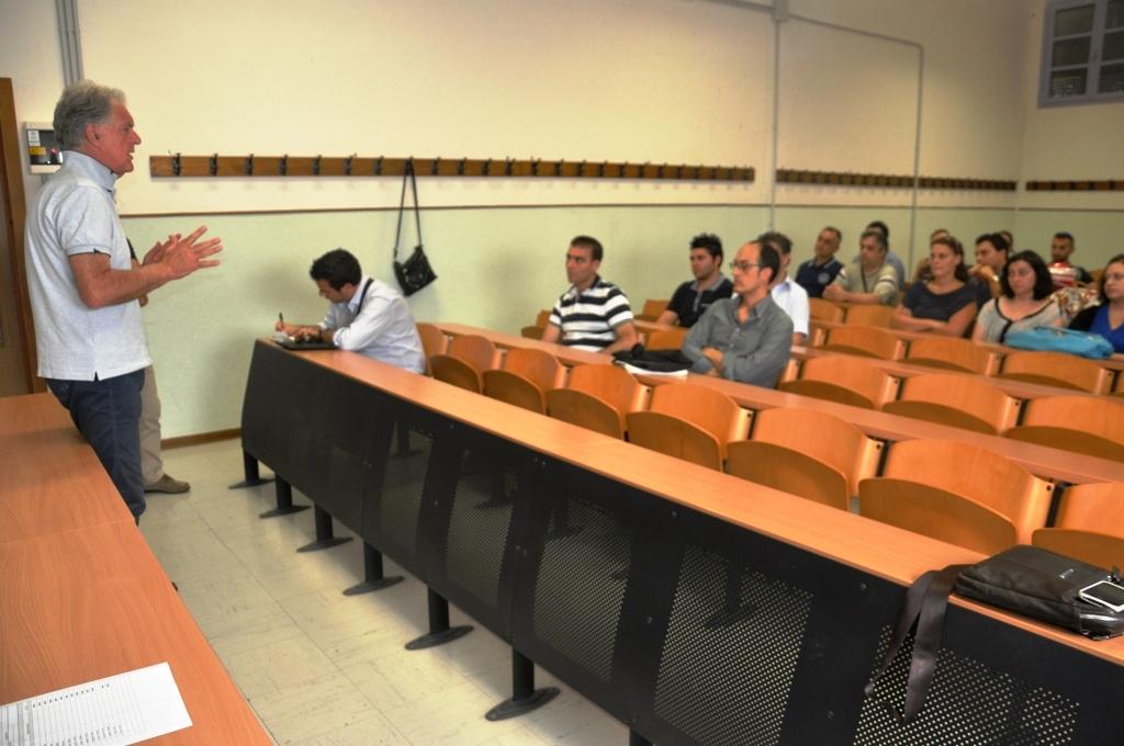 Consegna attestati corso Sistemi e Bioedilizia