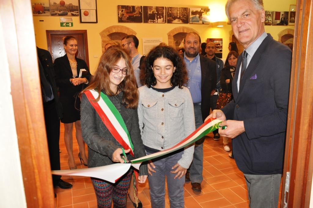Inaugurazione Archivio Storico di Montefiore dell\'