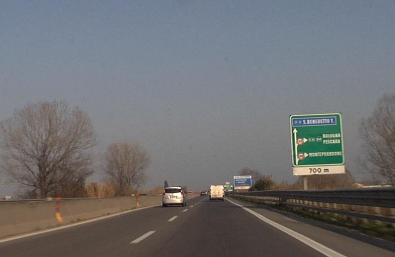 Superstrada Ascoli - Mare