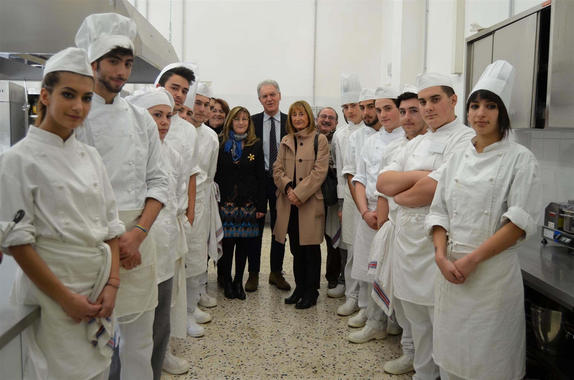 Inaugurazione Cucine CLF Ascoli