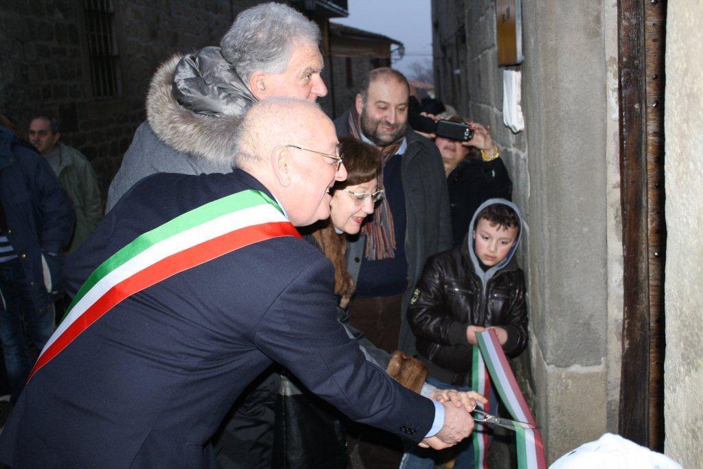 Inaugurazione Archivio Storico Montegallo