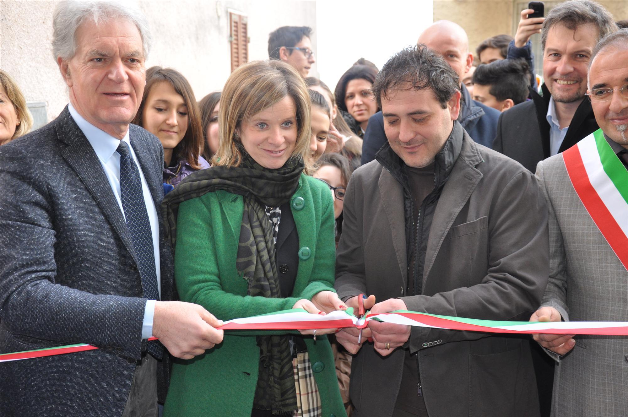 Inaugurazione Archivio di Maltignano