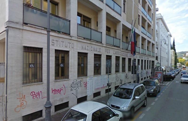 Sede Inail Ascoli Piceno