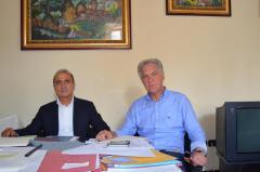 Pres. Celani e Pres Cesetti