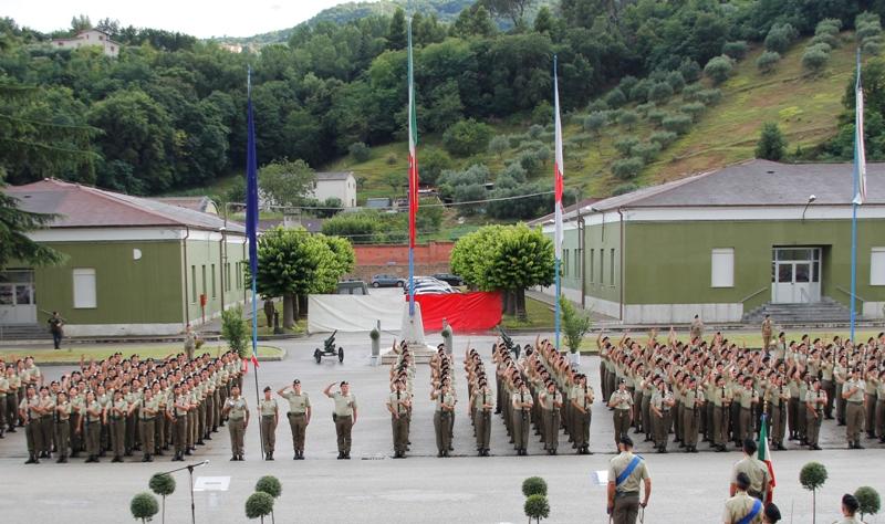 Giuramento Caserma Clementi