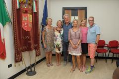 Visita Delegazione Svedese in Provincia