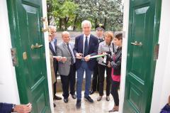 Inaugurata Villa Tofani