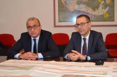Pres. D\'Erasmo e Pres. Cesetti