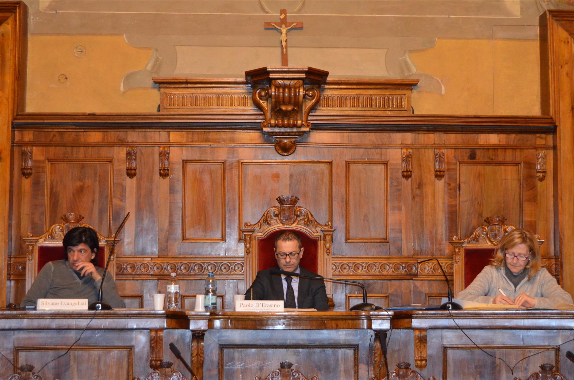 2015 - 10 - 03 - Consiglio Provinciale