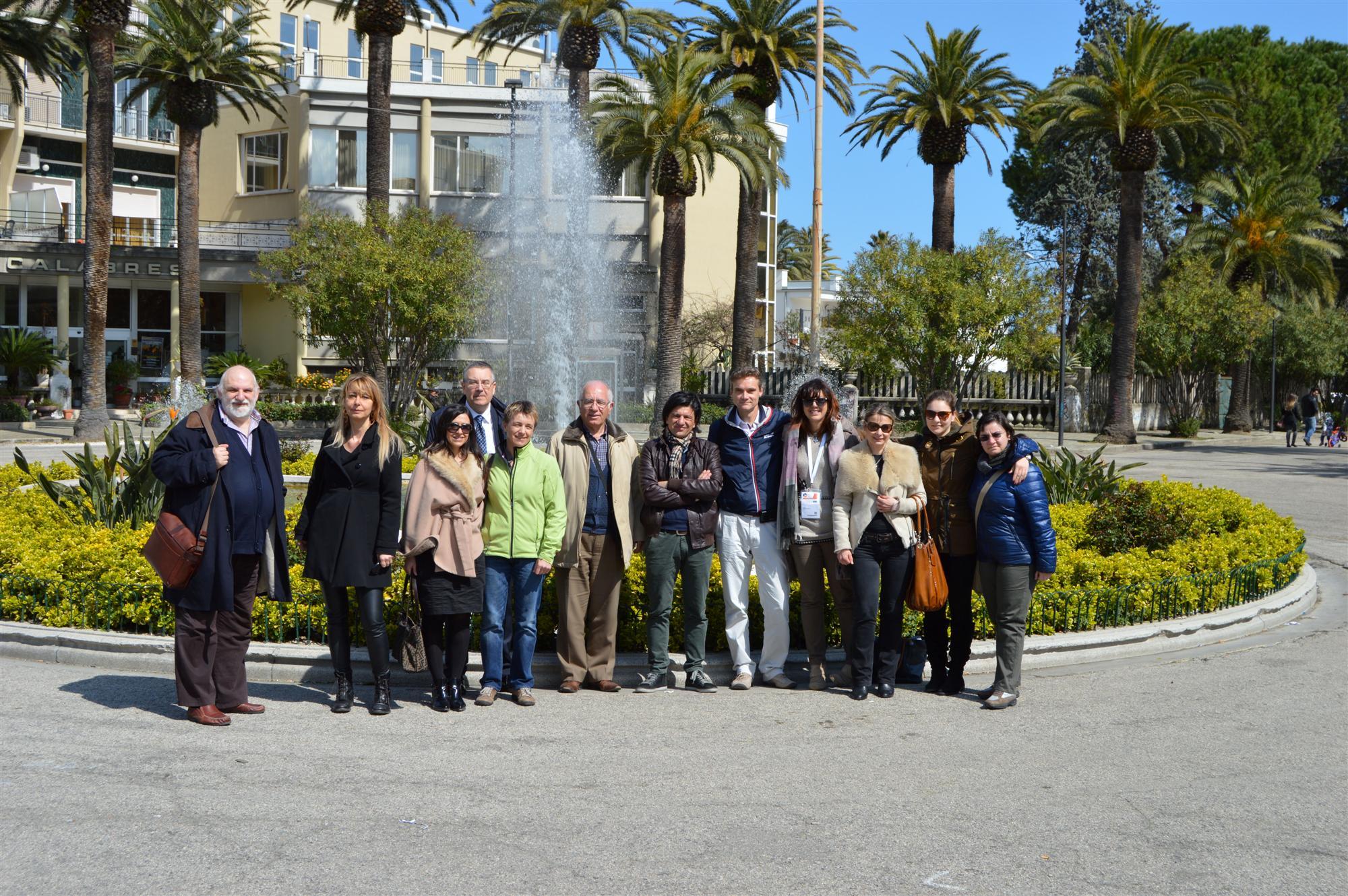 Delegazione Museumcultour SBT