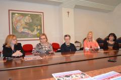 Pres. nuova Commissione Pari Opportunità e convegn