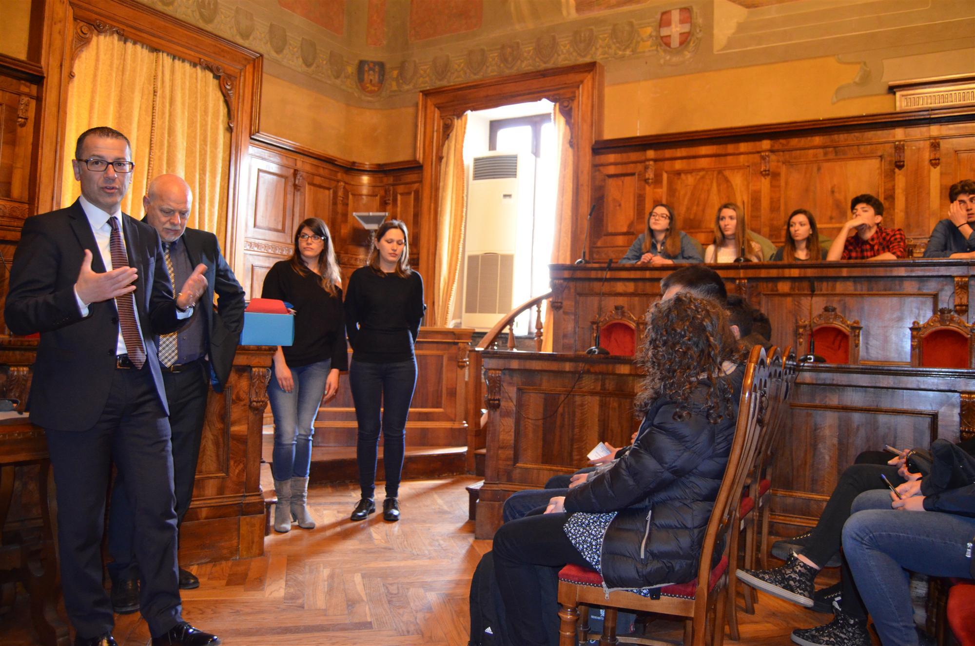 Selezione Progetto Erasmus +