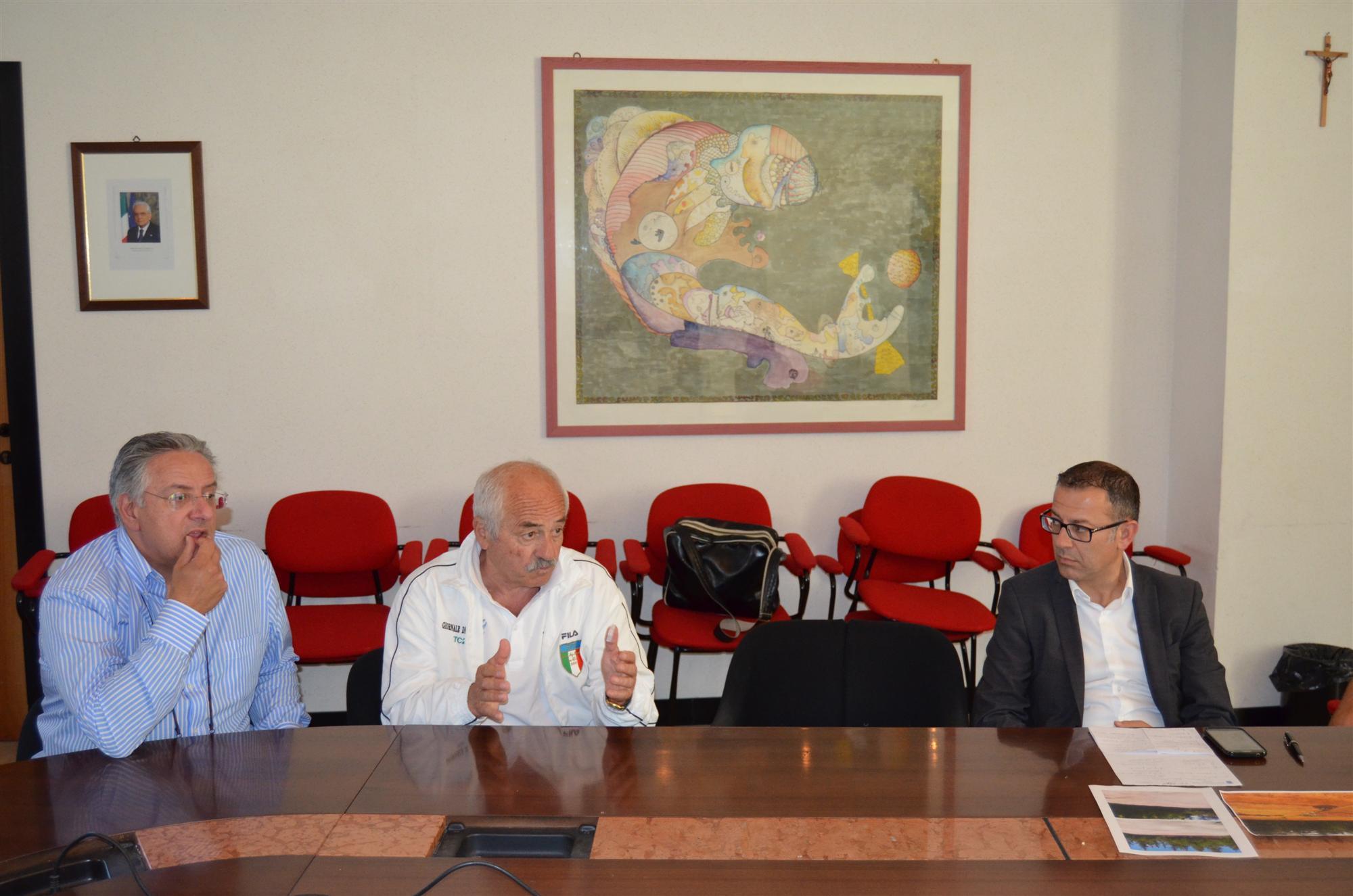 Campi da tennis Colle San Marco