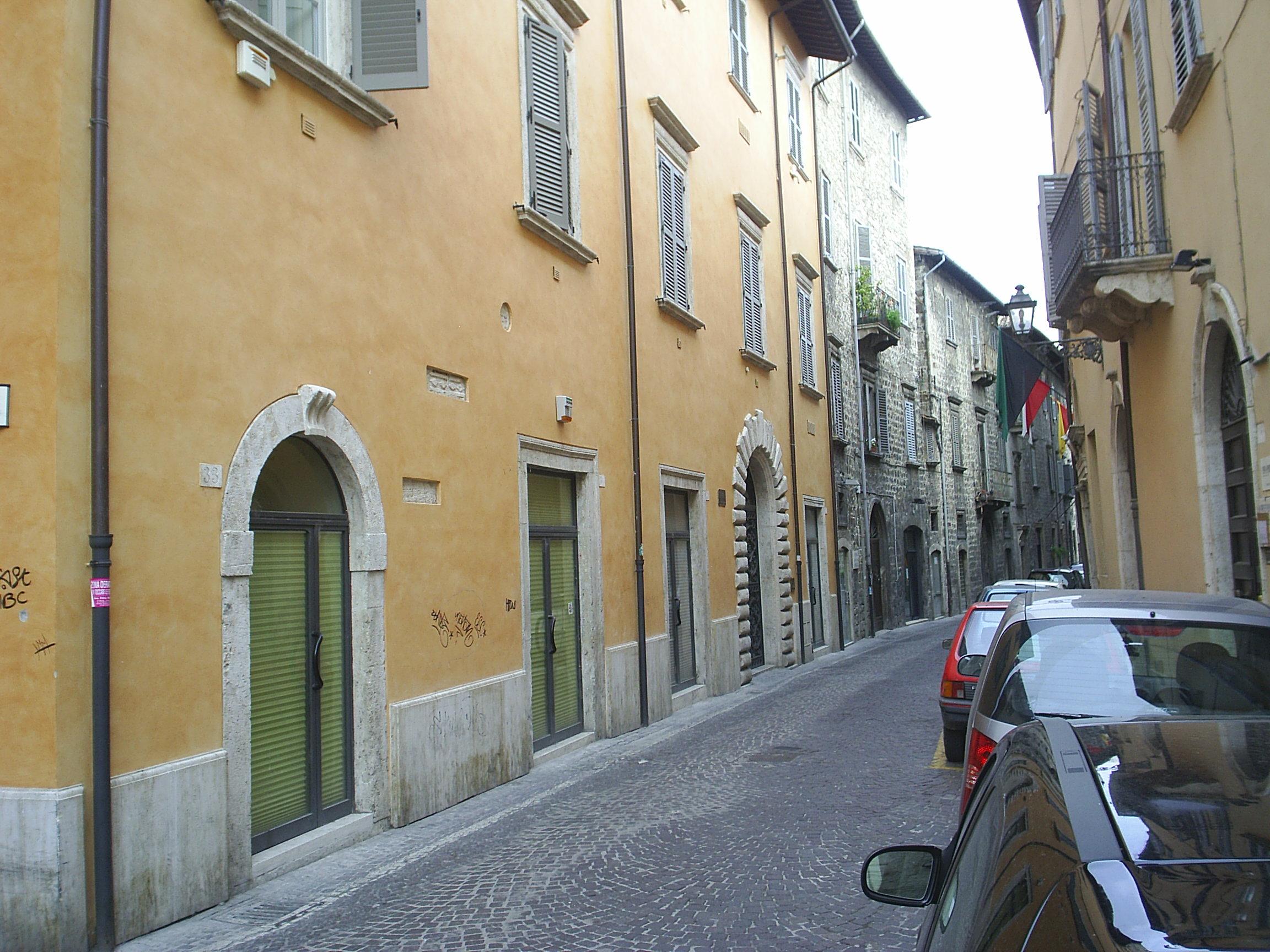 Palazzo Via Tornasacco