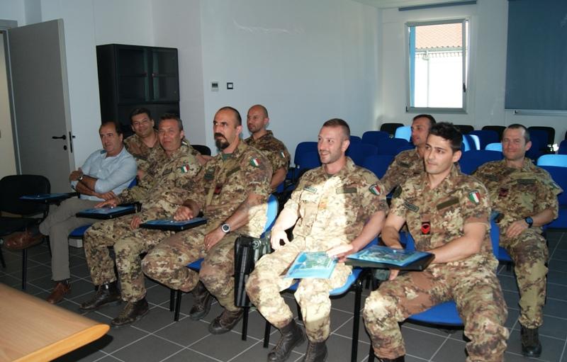 Corso personale Reggimento Piceno