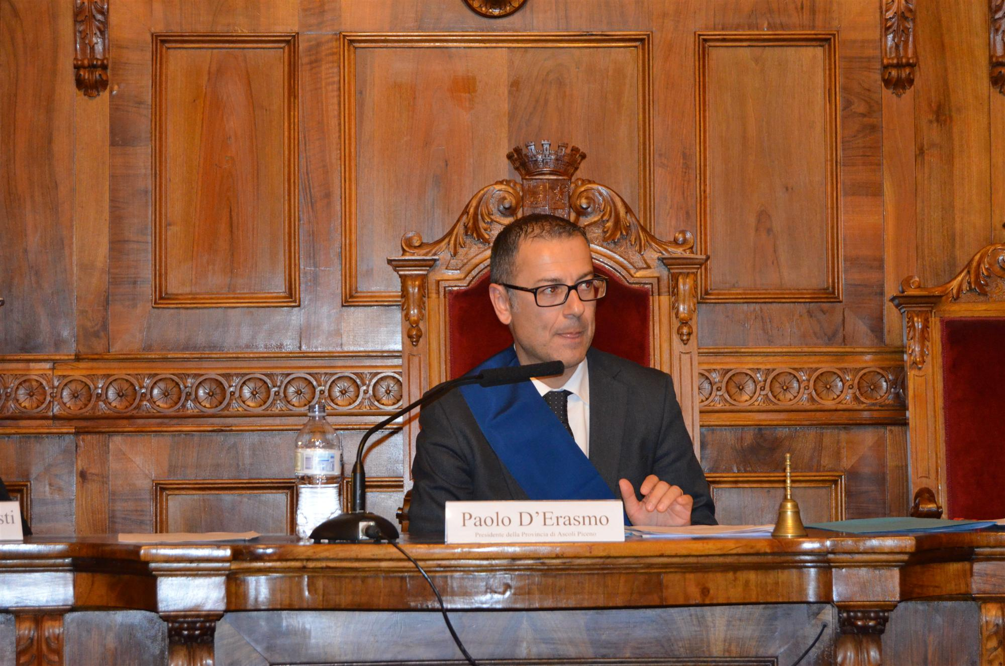 Paolo D\'Erasmo