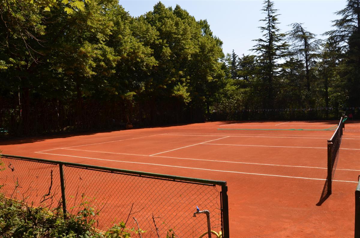 Campi da Tennis - Colle San Marco