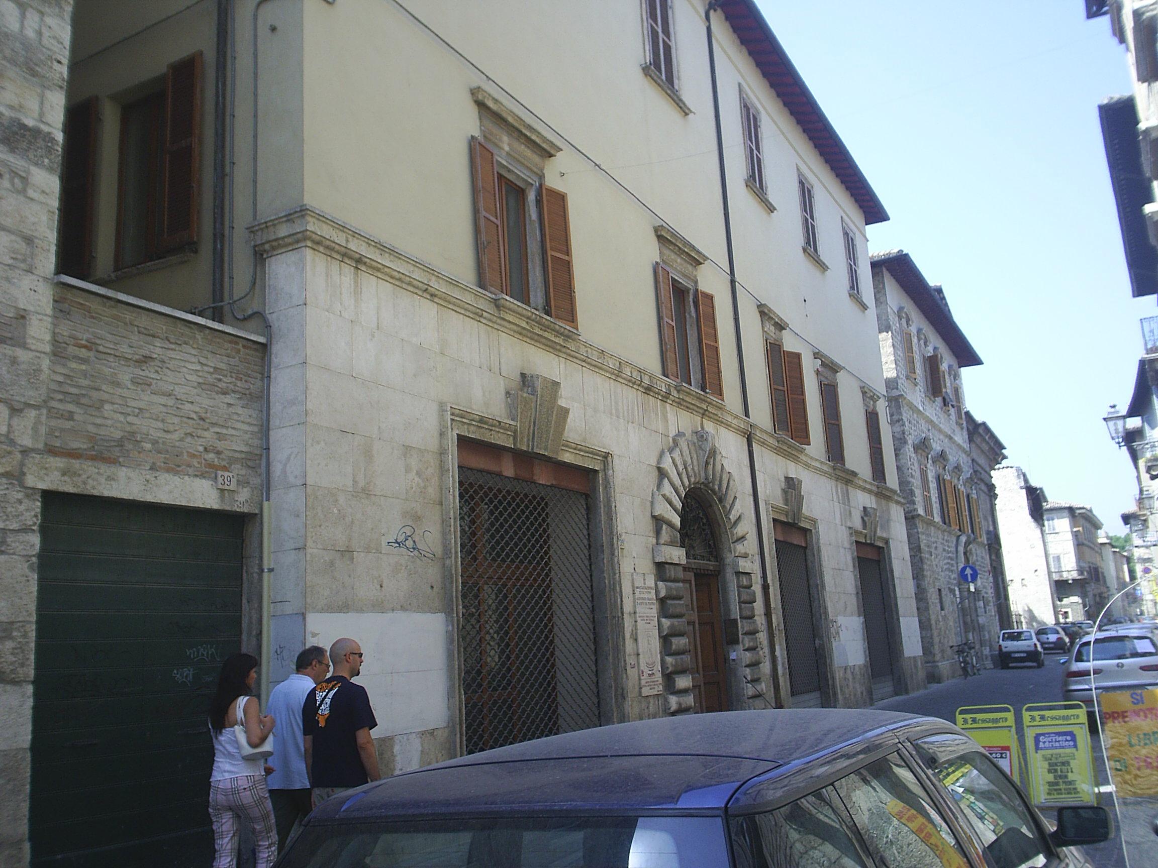Provincia - Sede C.so Mazzini