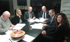 Convenzione Rotatoria Folignano