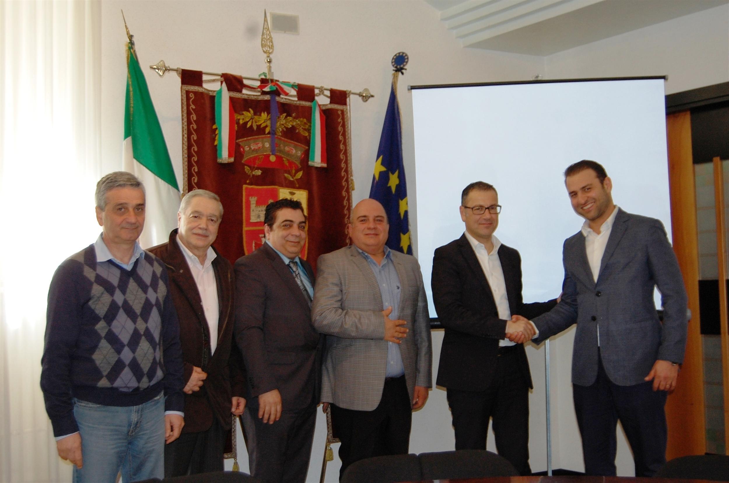 Visita Delegazione Iraniana