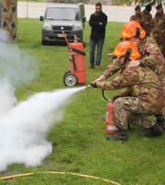 Prevenzione Incendi Reggimento Piceno