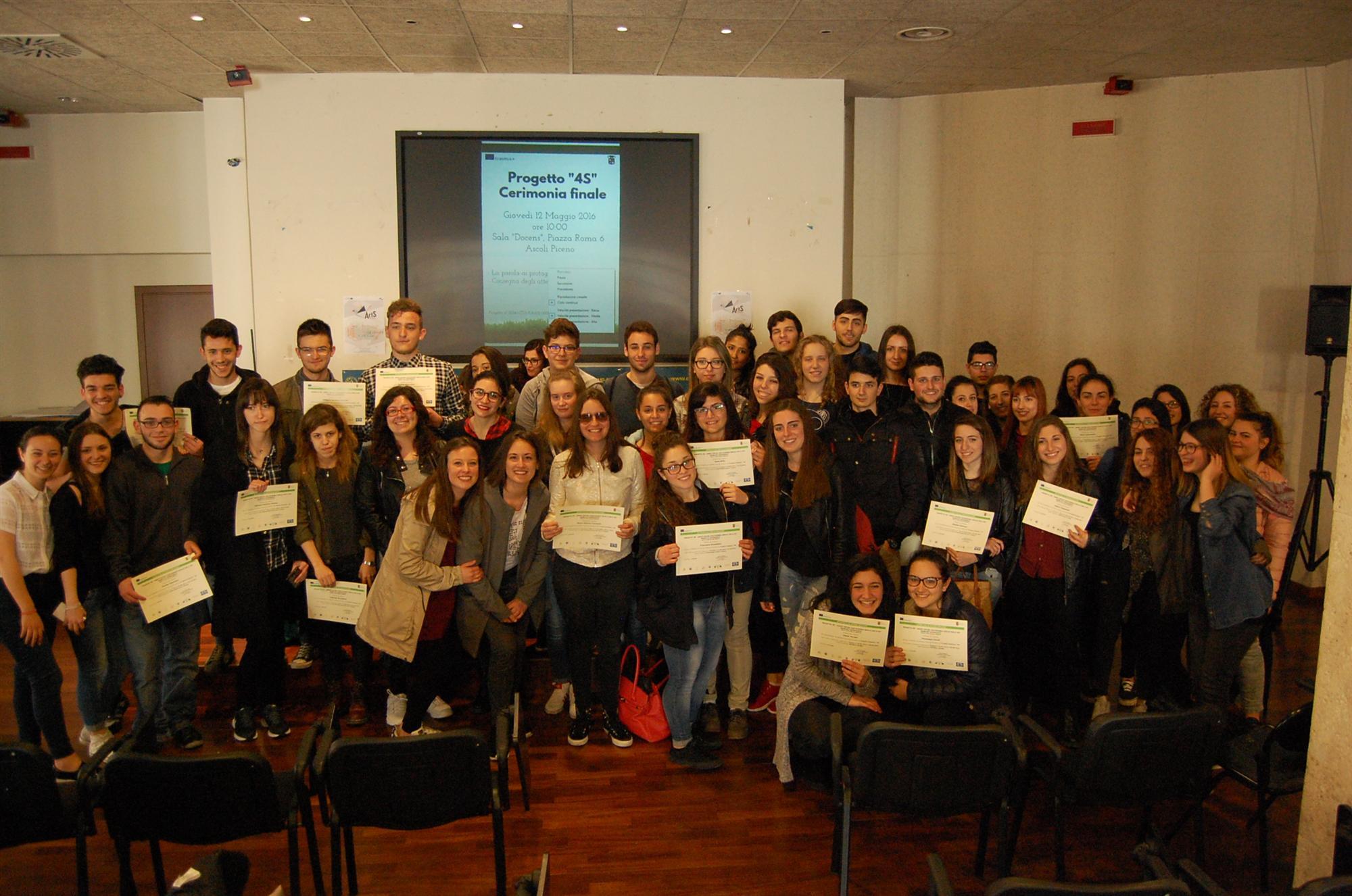 Giornata Finale Erasmus+