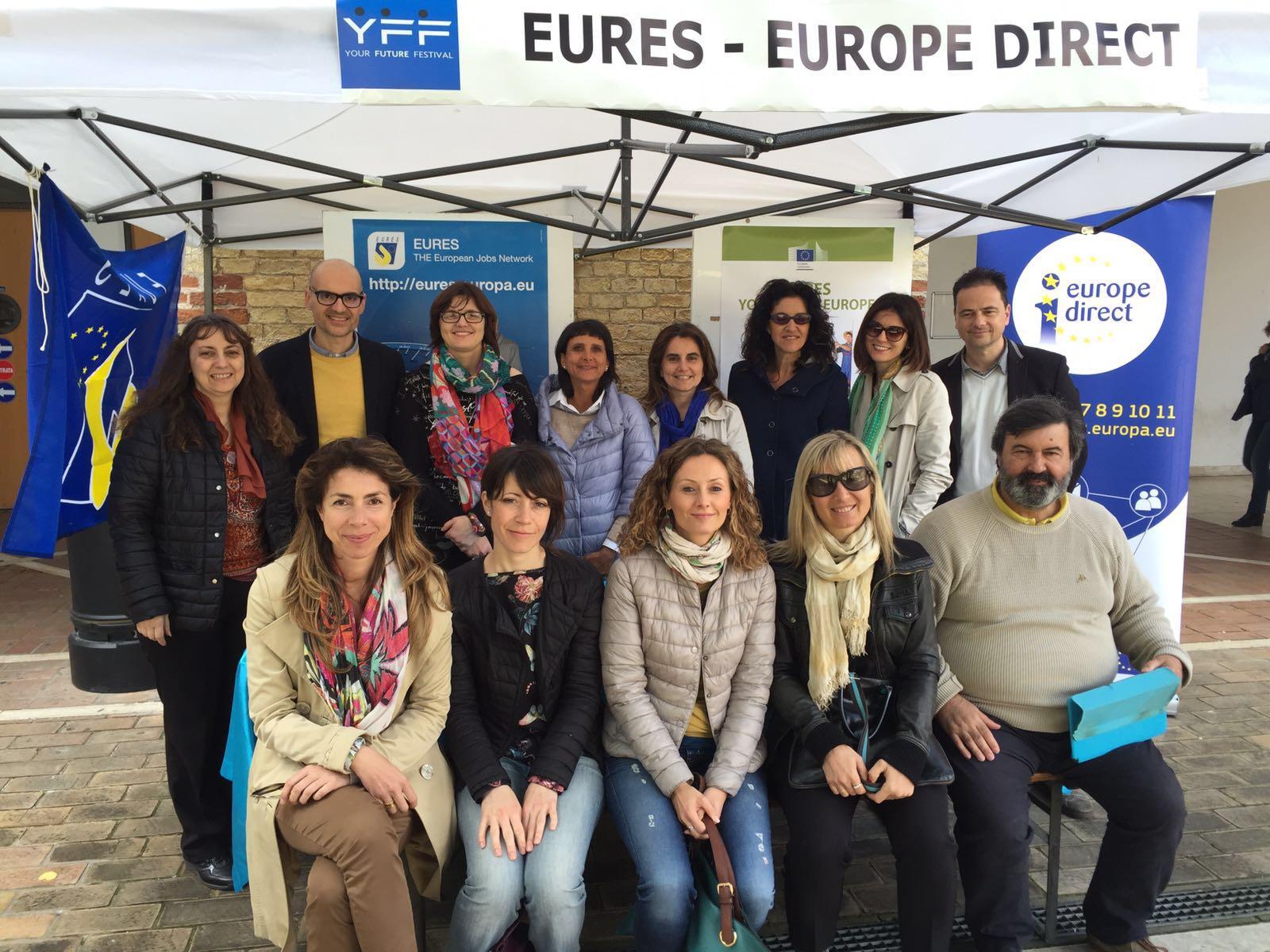 Delegazione Eures ad Ancona