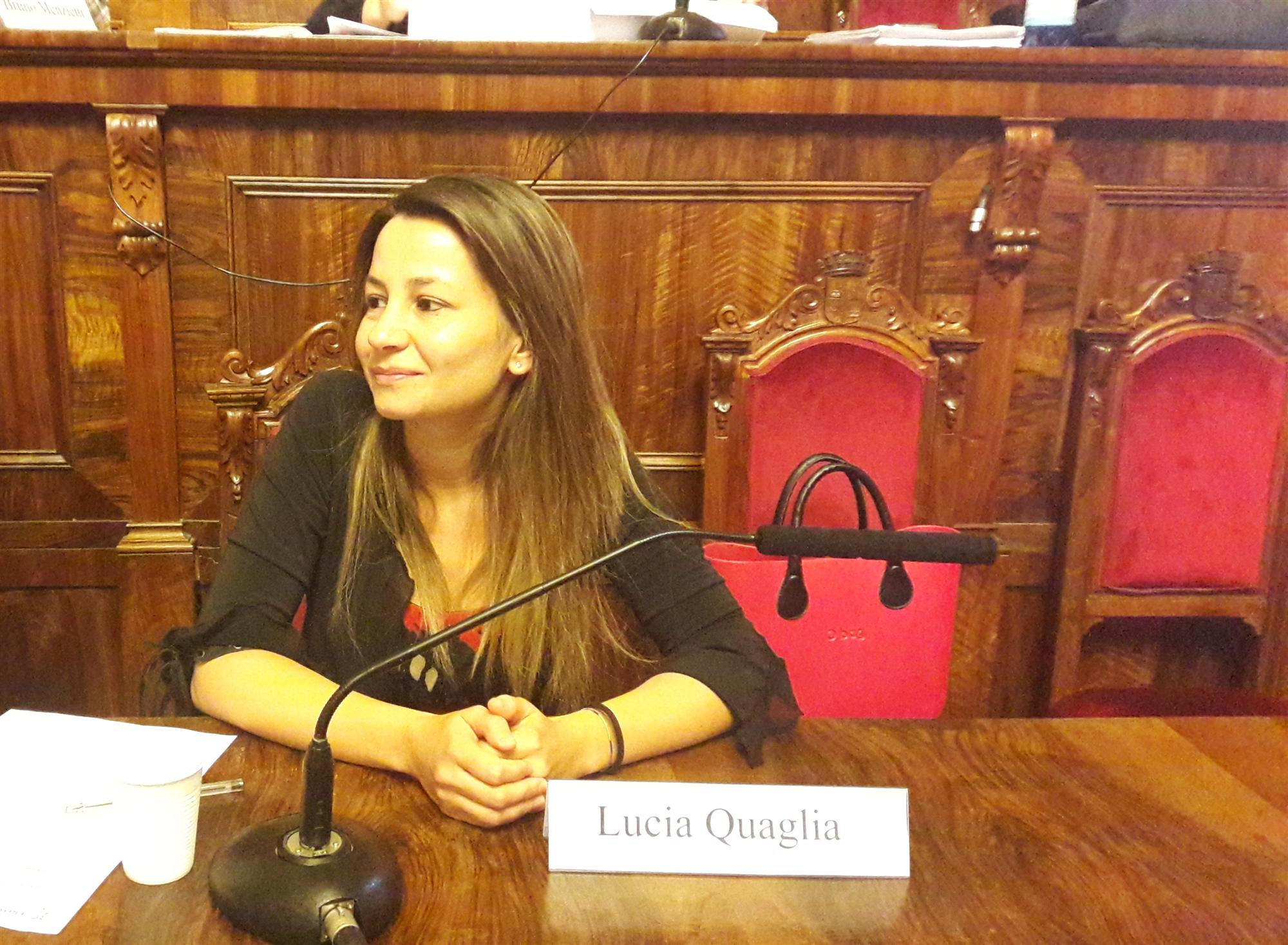 Cons. Prov. Lucia Quaglia