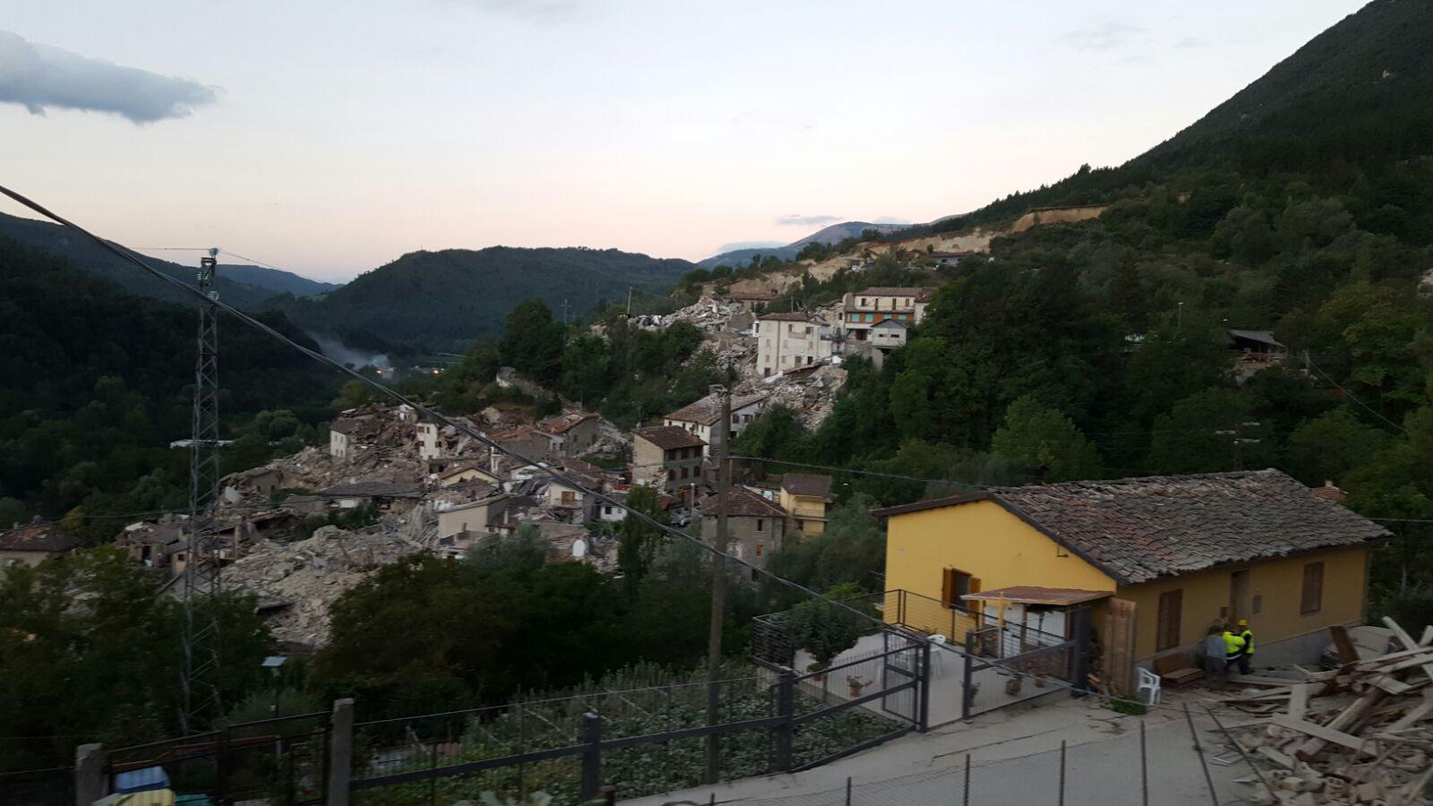 Pescara del Tronto di Arquata del Tronto